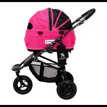 Airbuggy Dome2 Brake SM Set Rose Pink