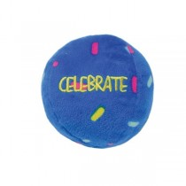 Kong Occasions Birthday Balls M 7,5x7,5x7,5 cm 2 st