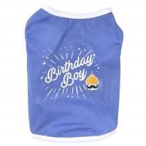 Chihuahua Birthday Boy truitje maat S