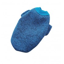Warme trui Blauw maat S