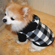 Chihuahua hoodie Checkers maat XS