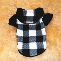 Chihuahua hoodie Checkers maat M