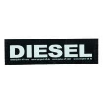Julius K9 Labels Voor Power-Harnas/Tuig Diesel Small