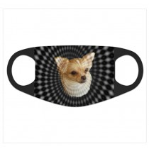 Chihuahua Mond Masker Donna