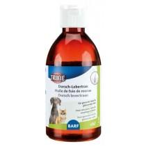 Trixie Dorstlevertraan Hond / Kat 500 ml