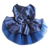 Chihuahua jurk Blue maat M