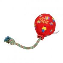 Kong Occasions Birthday Balloon Rood Medium