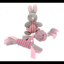 Little Rascals Puppy Speelgoed Set Roze