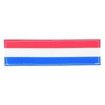 Julius K9 Labels Voor Power-Harnas/Tuig Nederlandse Vlag Small