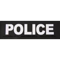 Julius K9 Labels Voor Power-Harnas/Tuig Police Small