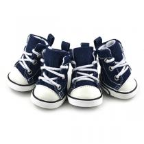 Chihuahua Sneakers Denim Blue