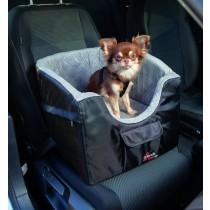 Trixie Hondenmand Auto Zwart / Grijs 45 x 42 x 39 cm