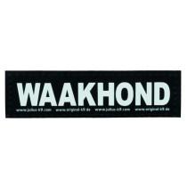 Julius K9 Labels Voor Power-Harnas/Tuig Waakhond Small