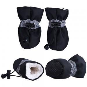 Schoentjes Zwart maat 2