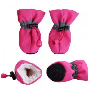 Schoentjes Roze maat 1